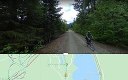 Cậu sinh viên ngồi yên tại nhà mà vẫn có thể đi phượt quanh nước Mỹ nhờ Google Street View