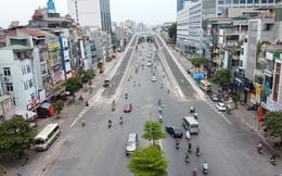 Choáng ngợp khung cảnh đường Trường Chinh từ trên cao, 'con đường đau khổ' ngày nào giờ nhìn thôi cũng sướng!