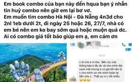 """Hà Nội: Chủ phòng vé """"bốc hơi"""" sau khi bán được hàng chục tỷ tiền combo du lịch giá rẻ"""