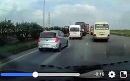Xử lý vi phạm giao thông qua video đăng tải trên Facebook