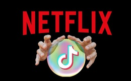 Ấn tượng trước tăng trưởng của TikTok, Netflix lần đầu tiên xem đây là đối thủ nguy hiểm của mình
