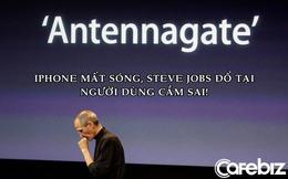 'Antennagate' – scandal lớn nhất lịch sử Apple khiến Steve Jobs phải xin lỗi, tặng ốp 29 USD cho người mua iPhone 4