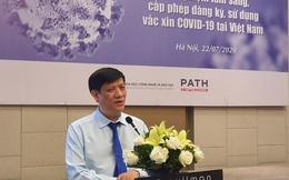 Việt Nam có thể thử nghiệm vaccine Covid-19 trên người cuối năm nay