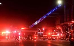 Mỹ buộc Trung Quốc đóng cửa Tổng lãnh sự quán Houston trong 72 giờ: Nhân viên đốt tài liệu, cứu hỏa xuất hiện