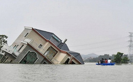 """Bộ Thủy lợi Trung Quốc lo sợ tái diễn thảm họa lũ lụt """"Thiên nga đen"""""""