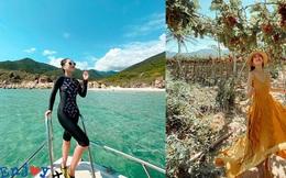 """Lênh đênh 2N1Đ tại đảo Bình Hưng, Nha Trang chỉ với 1,5 triệu/người: Xứng đáng là """"Maldives Việt Nam"""" với cảnh đẹp mãn nhãn, hải sản phủ phê"""