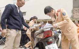 Những quy định mới về đăng ký xe có hiệu lực từ 1/8