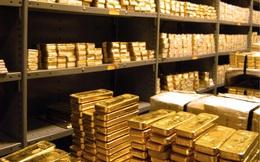 Những quốc gia nào đang trữ vàng nhiều nhất thế giới?