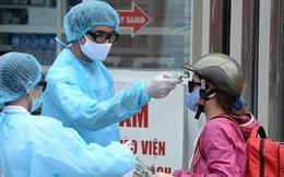 Hà Nội gửi công điện khẩn: Yêu cầu tất cả trụ sở, cơ quan có nước sát khuẩn, thực hiện nghiêm kiểm tra thân nhiệt, đeo khẩu trang nơi công cộng