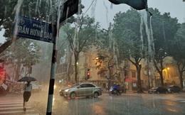 Sau nắng nóng, miền Bắc bước vào đợt mưa lớn nhiều ngày