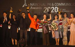 Lộ diện chủ nhân giải thưởng Truyền thông Đột phá trong lễ trao giải Vietnam National PR & Communications Awards 2020