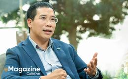 CEO MB Lưu Trung Thái: Ngân hàng to hơn không còn quan trọng, bây giờ quan trọng là ai thông minh hơn, nhanh hơn