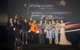 Vietnam National PR & Communications Awards 2020 chính thức công bố người thắng giải