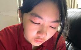 """Sinh nhật bố, con gái lớn của MC Quyền Linh không ngần ngại bày tỏ trong tâm thư: """"Con xin lỗi ba nhiều vì sự vô tư của con"""""""