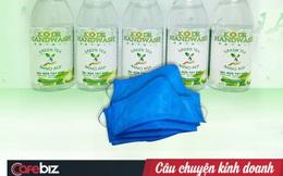 Số lượng khẩu trang và nước rửa tay bán ra trên sàn TMĐT tăng mạnh