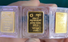 """Giá vàng biến động """"chóng mặt"""", lại vượt 58 triệu đồng/lượng"""