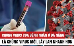 PGS.TS Huynh Wynn Tran: Chủng virus mới tại Việt Nam có thể là chủng D614G - hiện đang hoành hành ở châu Âu và Mỹ