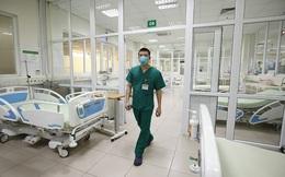 Bên trong bệnh viện đón 120 người nhiễm COVID -19 về từ Guinea Xích Đạo