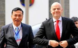 NÓNG: FIFA hỗ trợ VFF 1,5 triệu USD để vượt qua khó khăn vì Covid-19