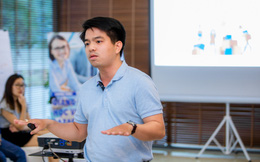 Chàng trai 24 tuổi biến đam mê ẩm thực thành niềm vui kinh doanh đồ gia dụng nhà bếp và trở thành giảng viên trẻ nhất tại Học viện Lazada