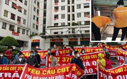 Thang máy liên tục rơi tự do, chung cư Athena Complex Xuân Phương bị kiểm tra