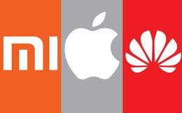 Chiến thắng siêu bất ngờ của Apple ngay tại sân nhà của Huawei và Xiaomi