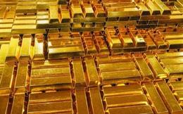 Giá vàng đồng loạt tăng trở lại