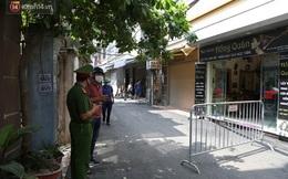 Nhịp sống tại khu phố Mễ Trì, nơi bệnh nhân Covid-19 số 447 từng sinh sống: Người thân cung cấp nhu yếu phẩm để mọi người yên tâm chống dịch