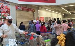 TP. Đà Nẵng: Hàng ngàn người đổ xô mua sắm, sở Công thương đưa ra khuyến cáo