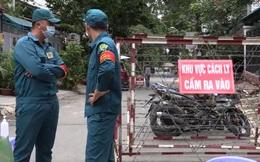 TP.HCM tiếp tục phong tỏa thêm 1 tuyến đường sau ca nghi nhiễm Covid-19 trở về từ Đà Nẵng