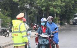 Lập 8 chốt kiểm soát người và phương tiện ra vào Đà Nẵng