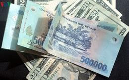 Giá USD giữ ổn định trong khi giá vàng tăng liên tiếp
