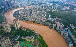 """Loạt ảnh đáng sợ về cơn """"đại hồng thủy"""" ở miền nam Trung Quốc gây ra bởi những cơn mưa dai dẳng kéo dài hơn 30 ngày"""