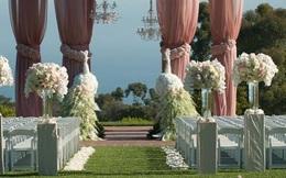 Nữ tỷ phú người Việt Mimi Morris gây choáng với không gian kỷ niệm ngày cưới như cổ tích