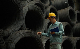 Hòa Phát bán 1,51 triệu tấn thép xây dựng sau 6 tháng, tiêu thụ tại miền Nam tăng gấp đôi