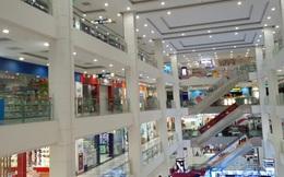 Số lượng người đến các trung tâm thương mại và mua sắm đã hồi phục 80% so với tháng 1/2020