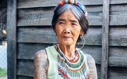 Nghệ nhân xăm mình thủ công lâu đời nhất ở Phillipines: Không sợ truyền thống bị mai một, hàng giờ vẫn tạo ra những thế hệ kế tiếp