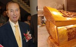 Cỗ quan tài gần 24 tỷ của Vua sòng bài Macau: Được làm từ loại gỗ đặc biệt thế nào khi chỉ có Hoàng đế ngày xưa mới được sử dụng?