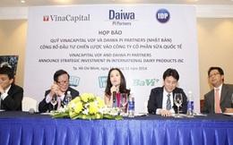 """Lỗ lớn sau 5 năm hiện diện VinaCapital và """"phù thủy"""" Trần Bảo Minh, Sữa Quốc tế (IDP) sắp đổi chủ"""