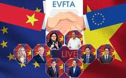 """Hiệp định EVFTA qua góc nhìn """"người trong cuộc"""""""