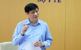 Quyền Bộ trưởng Bộ Y tế Nguyễn Thanh Long: Dịch COVID-19 ở Đà Nẵng diễn biến phức tạp