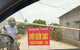 Thái Bình phong tỏa một thôn với 280 hộ dân