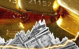 Giá vàng tăng mạnh do thế giới mất niềm tin vào đồng USD?