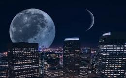 Thảm họa gì sẽ xảy ra với loài người nếu Trái Đất bỗng nhiên có tới hai Mặt Trăng?