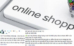 Doanh thu từ bán hàng online 50 triệu đồng mỗi tháng có phải đóng thuế không?