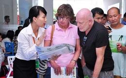 Cứ 10 người nước ngoài mua nhà tại Việt Nam thì có đến 8 người mua BĐS tại TPHCM