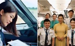 Tiểu sử ít biết về nữ cơ trưởng Huỳnh Lý Đông Phương: Từng lén gia đình đi thi lái máy bay chiến đấu, muốn làm phi công nhưng bị say máy bay