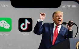 """""""Xuống tay"""" với WeChat, ông Trump gây rủi ro cho Apple, Trung Quốc là người hưởng lợi?"""