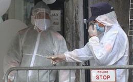 Phong tỏa khu nhà trọ ở Trương Định có bệnh nhân mắc COVID-19