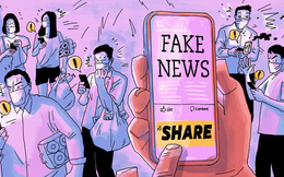 Một tin giả trong đại dịch COVID-19 có thể làm chết 800 người, hãy thận trọng mỗi khi nhấn chia sẻ trên mạng xã hội